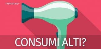 Elettrodomestici che consumano di più: le spese da evitare