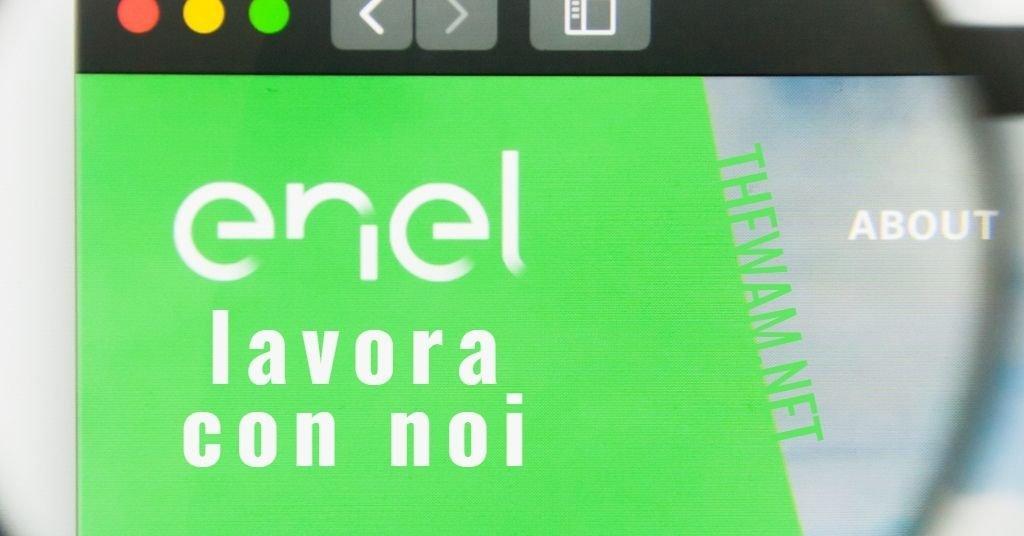 Enel lavora con noi: posizioni aperte a settembre 2021