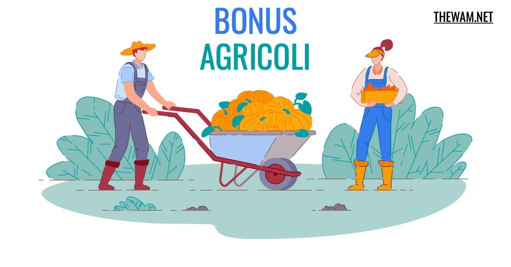 pagamenti bonus lavoratori agricoli 2021 date
