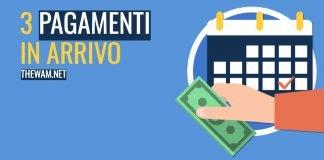 pagamenti carta acquisti reddito di emergenza bonus irpef settembre date