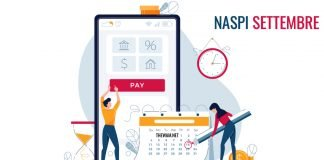 pagamenti naspi settembre 2021 in arrivo date