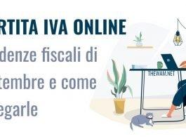 Partita Iva online: scadenze e come delegarle