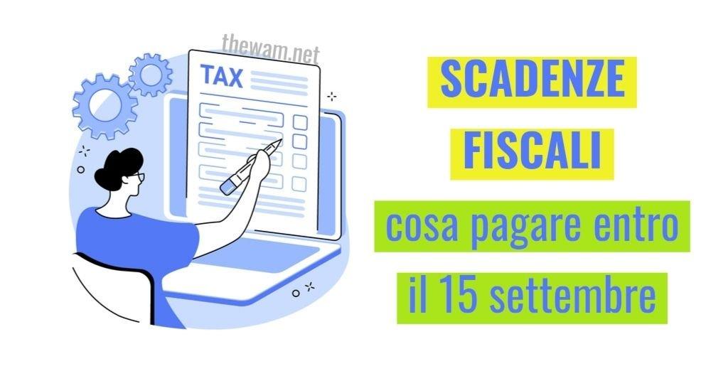 Scadenze Fiscali, l'Agenzia riscuote: mercoledì 5 scadenze