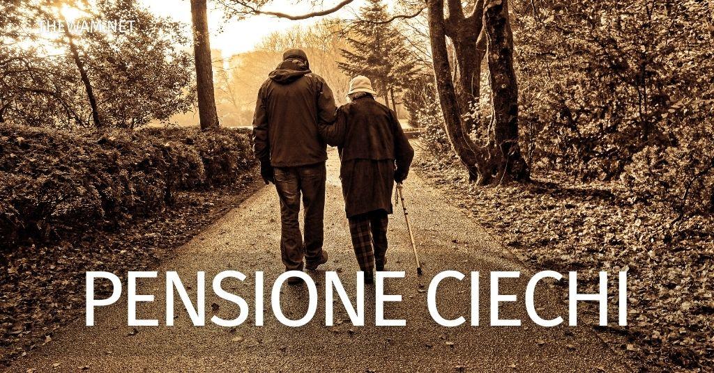 Ciechi parziali: come funzionano agevolazioni e pensione