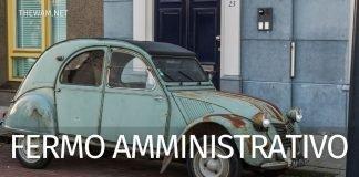Fermo amministrativo auto vecchia: come demolirla?