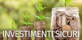 Investimenti sicuri 2021: meglio Poste, Btp o automatico