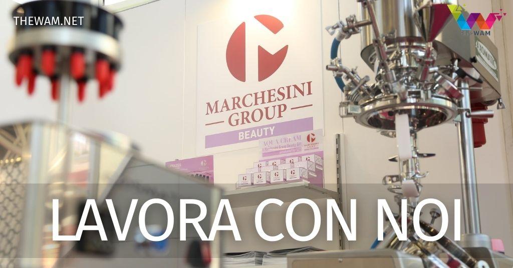 Marchesini Group lavora con noi