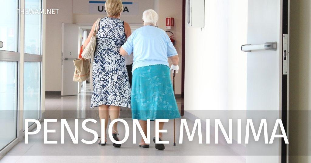 Pensione minima 2021: a chi spetta l'integrazione. Requisiti