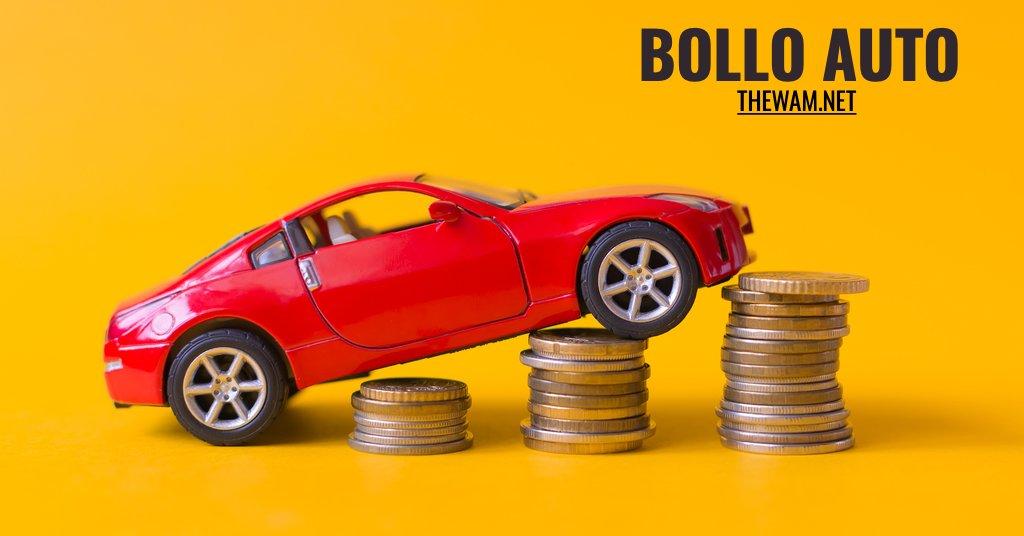 bollo auto non pagato tabella sanzioni