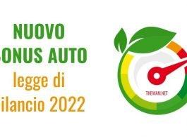 Bonus auto, è un successone: ci sarà anche nel 2022