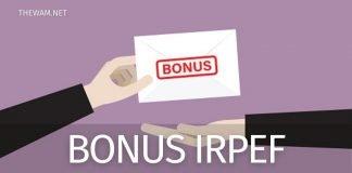 Ex bonus Renzi: calcolo Irpef, requisiti e pagamento