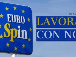 Eurospin lavora con noi: posizioni aperte a ottobre 2021