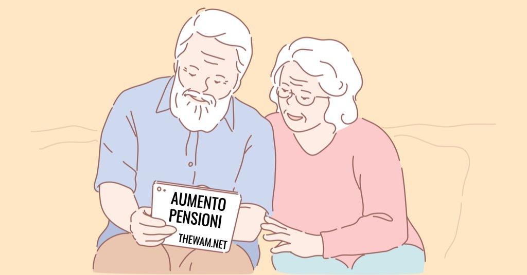 pensione minima 2021 aumento maggiorazione